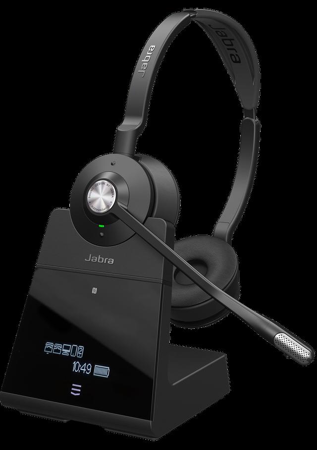 Jabra Engage 75 Stereo (9559-583-111) Купить в Казахстане