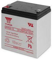 Аккумулятор Yuasa NPW 20-12 (12В, 4.5 Ач), фото 1