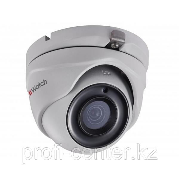 DS-T283 TVI Камера Купольная 2мр ИК до 20м объектив 2.8мм угол обзора 103°  -40°C...+60°C IP54