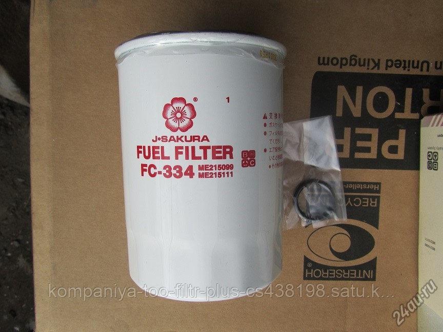 Фильтр топливный JS Asakashi FC334J