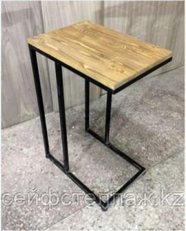 Столик с стиле LOFT