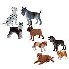 Игрушка фигурка собачки 9-13 см в ассортименте