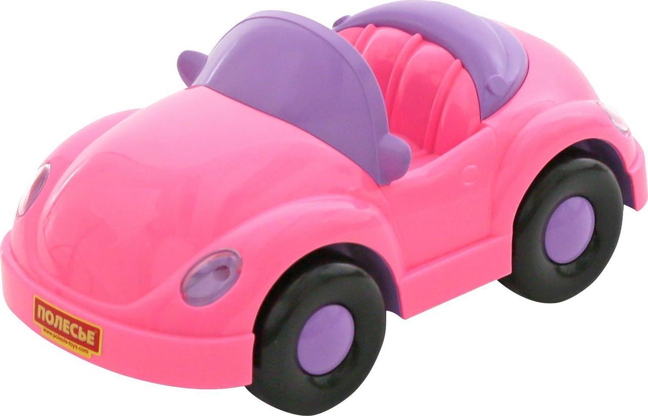 Автомобиль Полесье для девочек Вероника