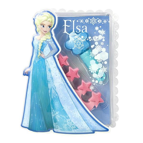 Набор Markwins детской декоративной косметики  Frozen Эльза