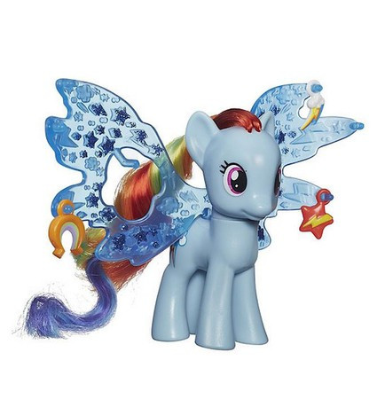 Игровой набор My Little Pony Пони Делюкс с волшебными  крыльями (в ассорт.)