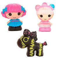 Куклы Малютки Lalaloopsy в асс-те, упаковка из  3 шт.
