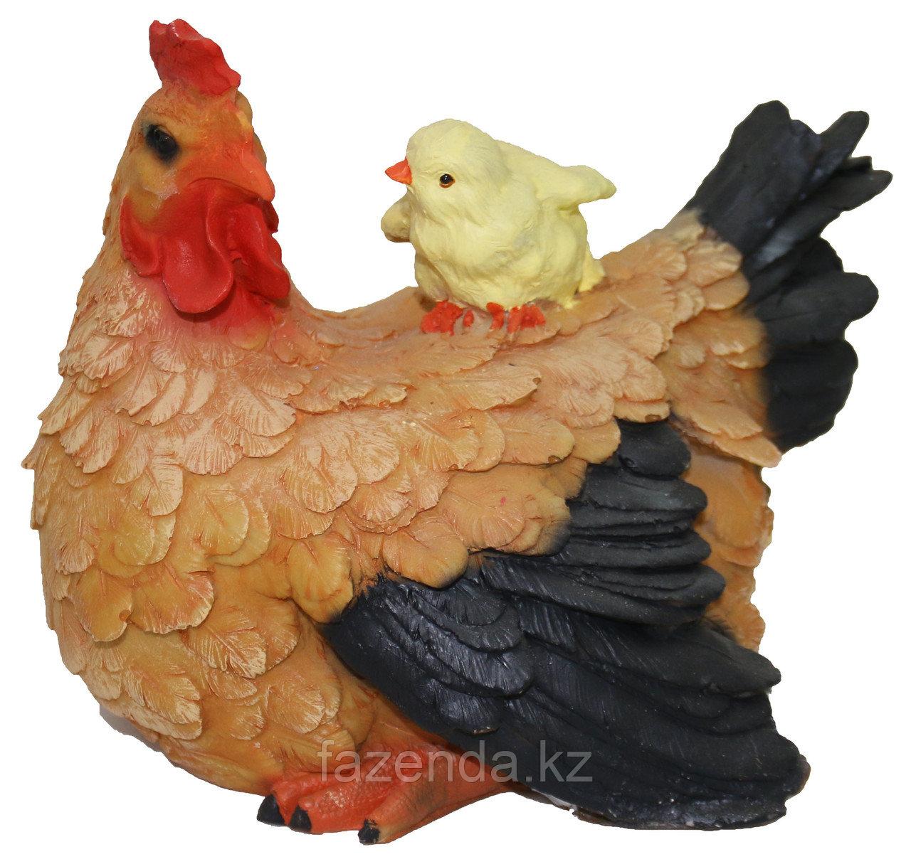 Курица Наседка Н-25см
