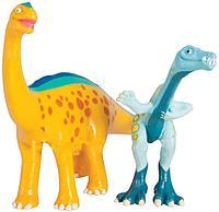 """""""Поезд Динозавров"""" наб.из 2 коллекц.фиг.  Алан и X-Ray Баки,17х18х7см,блист."""