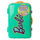 Набор Markwins детской декоративной косметики  Barbie в чемоданчике зел.