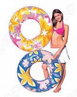 Круг надувной для плавания BESTWAY Цветок  76 см , 2 вида в асс.