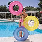 Круг надувной для плавания BESTWAY 91 см Флюоресцент,  3 вида в асс.