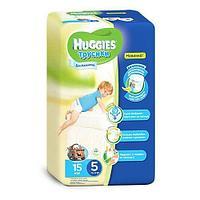Подгузники-трусики Huggies LW Conv Boy 5 (13-17 кг)  15 шт