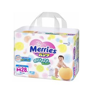 Подгузники-трусики Merries M (6-10кг) 28 шт