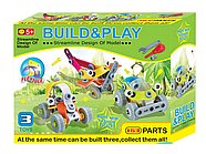 Конструктор Build & Play 163 дет.