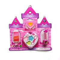 """Мини-набор DILENY косметики Beauty Angel 70322F """"Замок"""""""