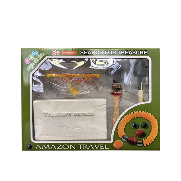 Набор Игровой Amazon Travel Раскопки Search For Treasure