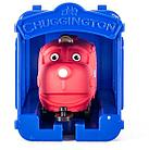 CHUGGINGTON – набор «паровозик Уилсон с гаражом»
