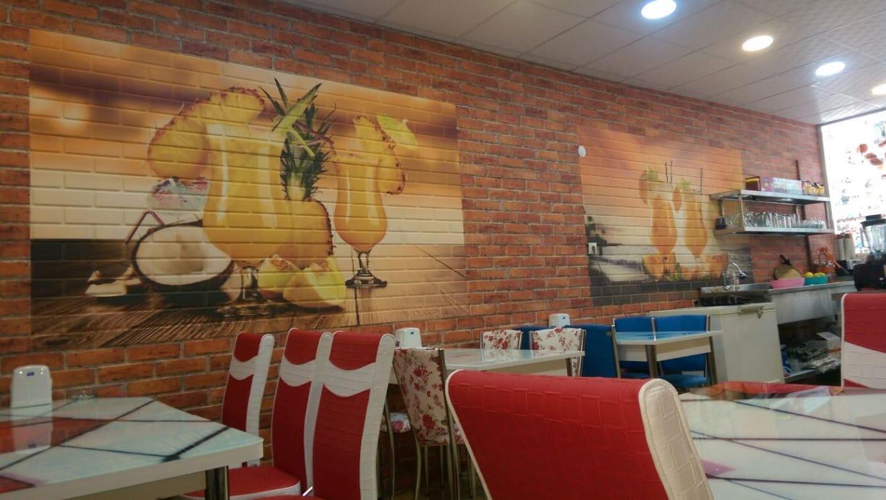 Стеновые панели-картины для декора ресторана