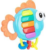 Музыкальная игрушка Happy Baby Piano Fish