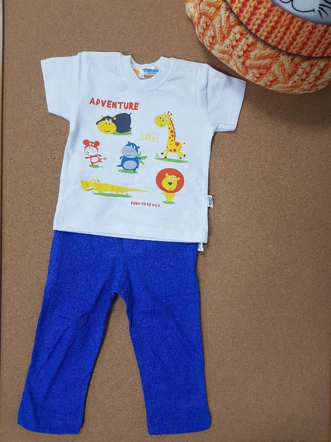 Комплект кофточка и штанишки (88877+96490)
