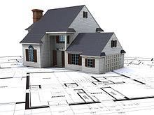 Строительство домов, зданий.