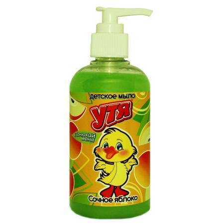 Жидкое мыло Утя Сочное Яблоко 250мл