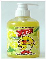 Жидкое мыло Утя Лимонный Фреш 250мл