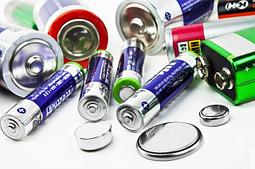 Элементы питания (аккумуляторы, батарейки)