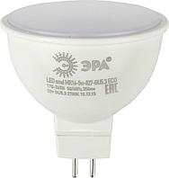 Лампа светодиодная ECO MR16-5w-840-GU5.3 ЭРА