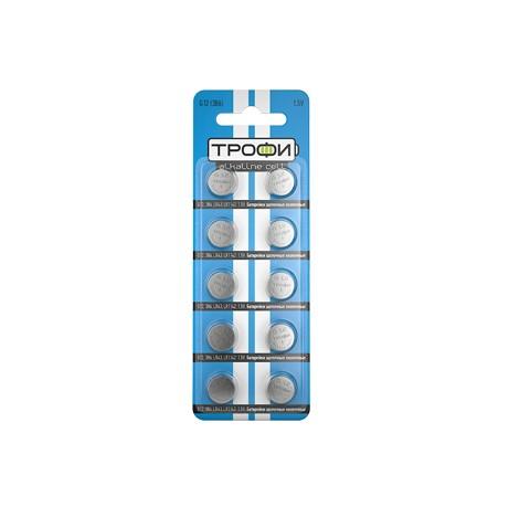 Батарейки G12 LR1142 LR43 Трофи