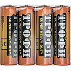 Батарейки R6(4)/AA-1.5V Трофи