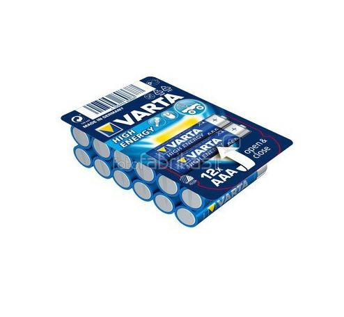 Батарейки High Energy AAA BIG BOX