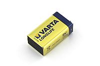 Батарейка Longlife E-Block 9V - 6LR61 (Крона)
