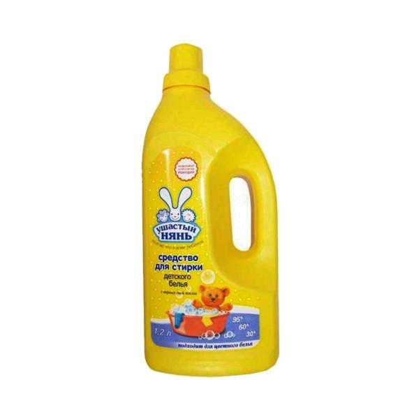 Ушастый нянь жидкое средство для стирки  1,2л