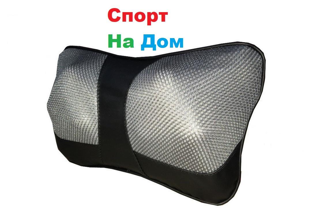 Массажная подушка для всего тела (3 ролика)