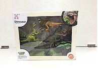 Игровой набор XGL Динозавры, 3 шт, 870-8
