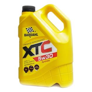 Моторное масло Bardahl XTC 5W30 5L