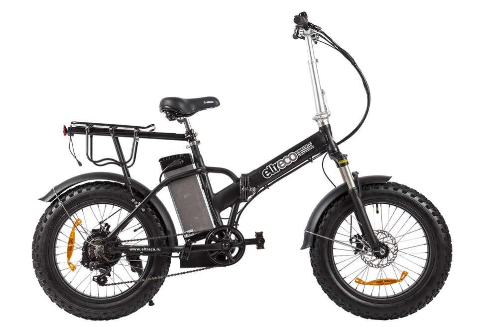 Велогибрид ELTRECO PRAGMATIC 500W