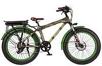 Велогибрид Nirvana BamBoo