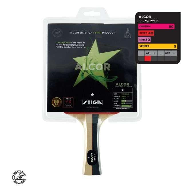 Теннисная ракетка Stiga Alcor *