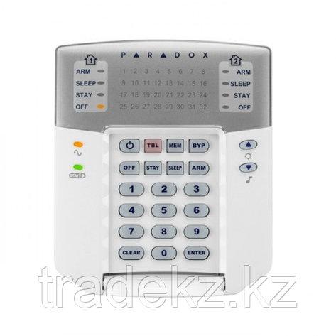 Paradox K32 клавиатура со светодиодными индикаторами на 32 зоны для SP, MG, фото 2