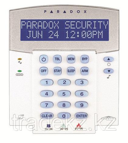 Paradox K32LX 32-символьная проводная ЖК клавиатура с интегрированным приемопередатчиком для SP, MG, фото 2