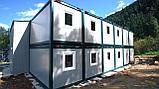 Модульное офисное помещение общей площадью 142,27 м². ., фото 2
