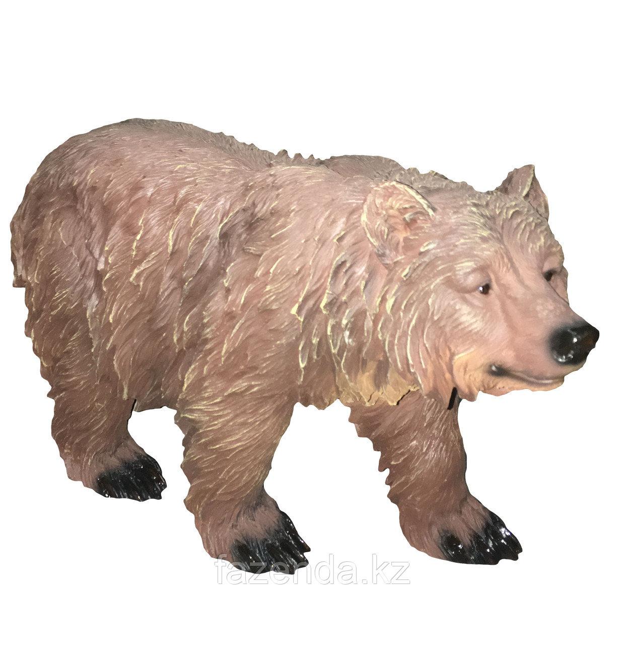 Медведь бурый Н-34см