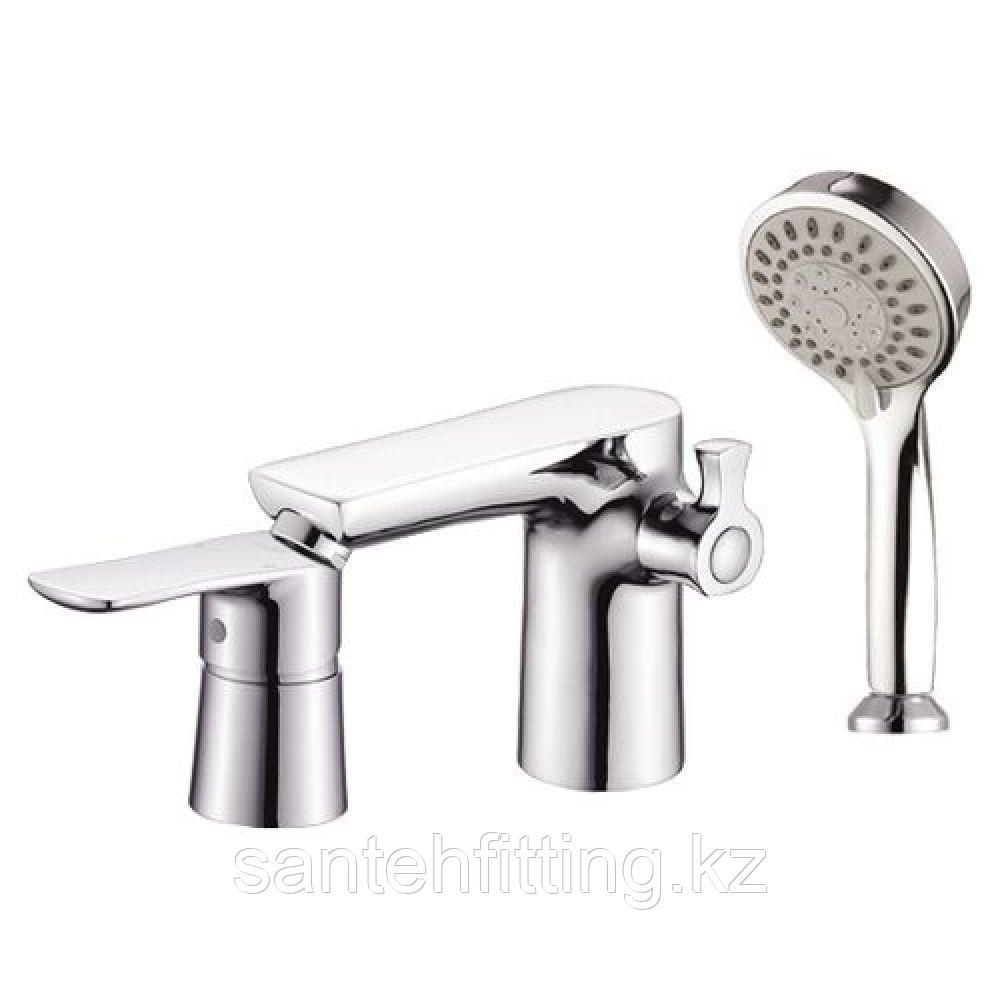 Смеситель ванная врезной Z1149 Zerix