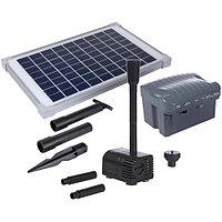 """Фонтанная установка на солнечной батарее """"Ocean 10W"""" с аккумулятором"""