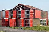 Модульное офисное помещение общей площадью 15 м². ., фото 3