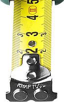 Рулетка KRAFTOOL GRAND, обрезиненный пластиковый корпус, 3м/16мм, фото 3