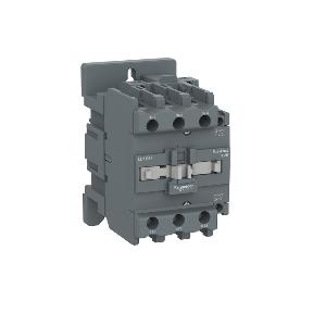 EasyPact TVS 3-полюсный контактор TeSys E, 50А, 1НО+1НЗ, 220 В АС