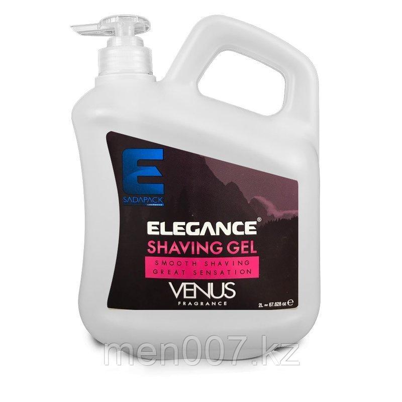 Гель для бритья Elegance «Plus» Venus 2000ml